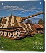 Jagdtiger Sd. Kfz Acrylic Print
