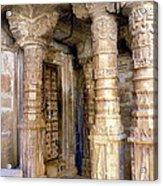 Jaisalmer Temple Acrylic Print