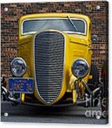 Jake's '34 Acrylic Print