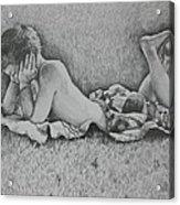 James-austin#2 Acrylic Print