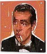 James Bond Acrylic Print