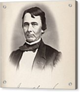 James Chesnut (1815-1885) Acrylic Print