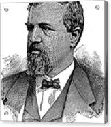 James Clair Flood (1826-1889) Acrylic Print