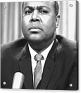James Farmer (1920-1999) Acrylic Print
