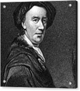 James Ferguson (1710-1776) Acrylic Print