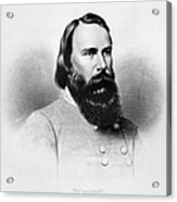 James Longstreet (1821-1904) Acrylic Print by Granger