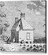 James Monroe Birthplace Acrylic Print