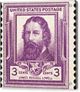 James Russell Lowell Acrylic Print