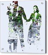 James Stewart Acrylic Print