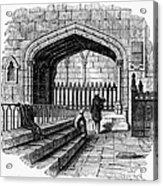 James Watt: Tomb, 1819 Acrylic Print