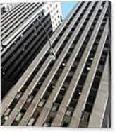 Jammer Architecture 004 Acrylic Print