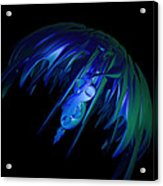 jammer Space Jelly  Acrylic Print