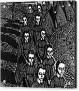Jane Eyre Acrylic Print by Granger