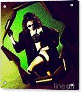 Jane Joker 3 Acrylic Print