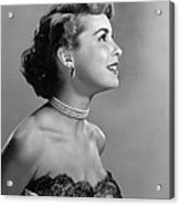 Janet Leigh, Ca. Early 1950s Acrylic Print