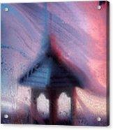 January's Window... Acrylic Print