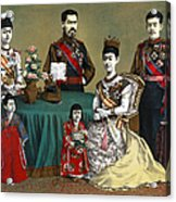 Japan: Imperial Family Acrylic Print