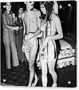 Japan: Nude Wedding, 1970 Acrylic Print