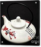 Japanese Teapot Acrylic Print