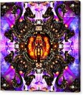 Javanese Stargate Acrylic Print by Chris Varthalamis