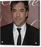 Javier Bardem At Arrivals For 22nd Acrylic Print by Everett
