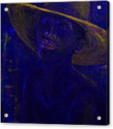 Jazz Mood Acrylic Print