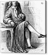 Jean Baptiste Rousseau Acrylic Print