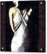 Jean Harlow 2 Acrylic Print