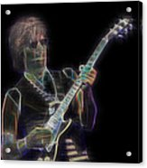 Jeff Beck Acrylic Print