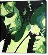 Jeff Buckley Acrylic Print