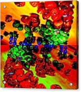 Jelly Bean Jewels 5 Acrylic Print