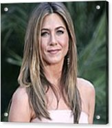 Jennifer Aniston At Arrivals For The Acrylic Print by Everett