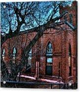 Jerome Church Acrylic Print