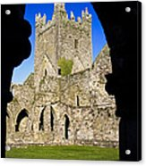 Jerpoint Abbey In Kilkenny Acrylic Print