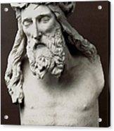 Jesus: Crucifixion Acrylic Print by Granger