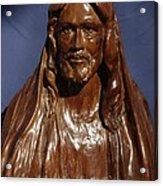 Jesus Of Nazareth Acrylic Print by Rick Ahlvers