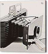 Jiffy Kodak Vp Camera Acrylic Print