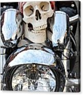 Jimmy Bones Acrylic Print