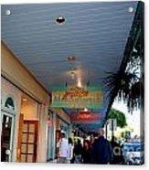 Jimmy Buffet's Margaritaville Key West Acrylic Print