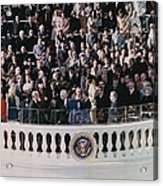 Jimmy Carters 1976 Inauguration Acrylic Print by Everett