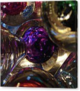 Jingle Balls Acrylic Print