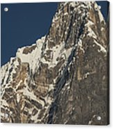 Jirishanca 6090m From Carhuacocha Lake Acrylic Print
