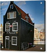 Jodenbreestraat 1. Amsterdam Acrylic Print