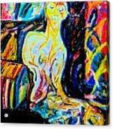 Joe D. Acrylic Print