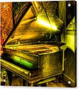 John Broadwood And Sons Grand Piano Acrylic Print
