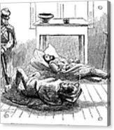 John Browns Raid, 1859 Acrylic Print