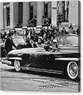 John F. Kennedy (1917-1963) Acrylic Print