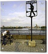 John Finley Walk V Acrylic Print