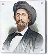 John H. Morgan (1825-1864) Acrylic Print