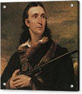 John James Audubon, French-american Acrylic Print